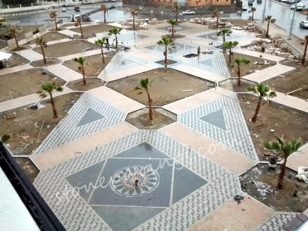 Balladiyah Plaza Project in Saudi Arabia - LEECA - The